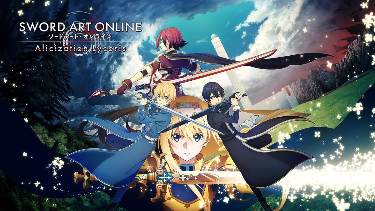 Sword Art Online: Alicization Lycoris Ревю!