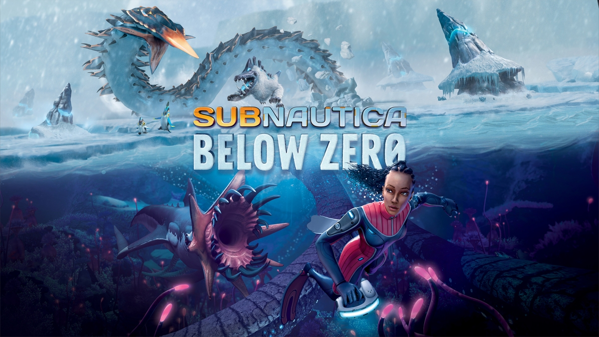 Subnautica: Below Zero Има Доста ЗабавенТрейлър!